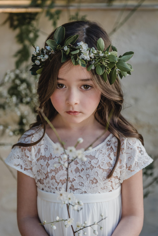 Robe De Ceremonie Enfant Modele Muse Elise Martimort