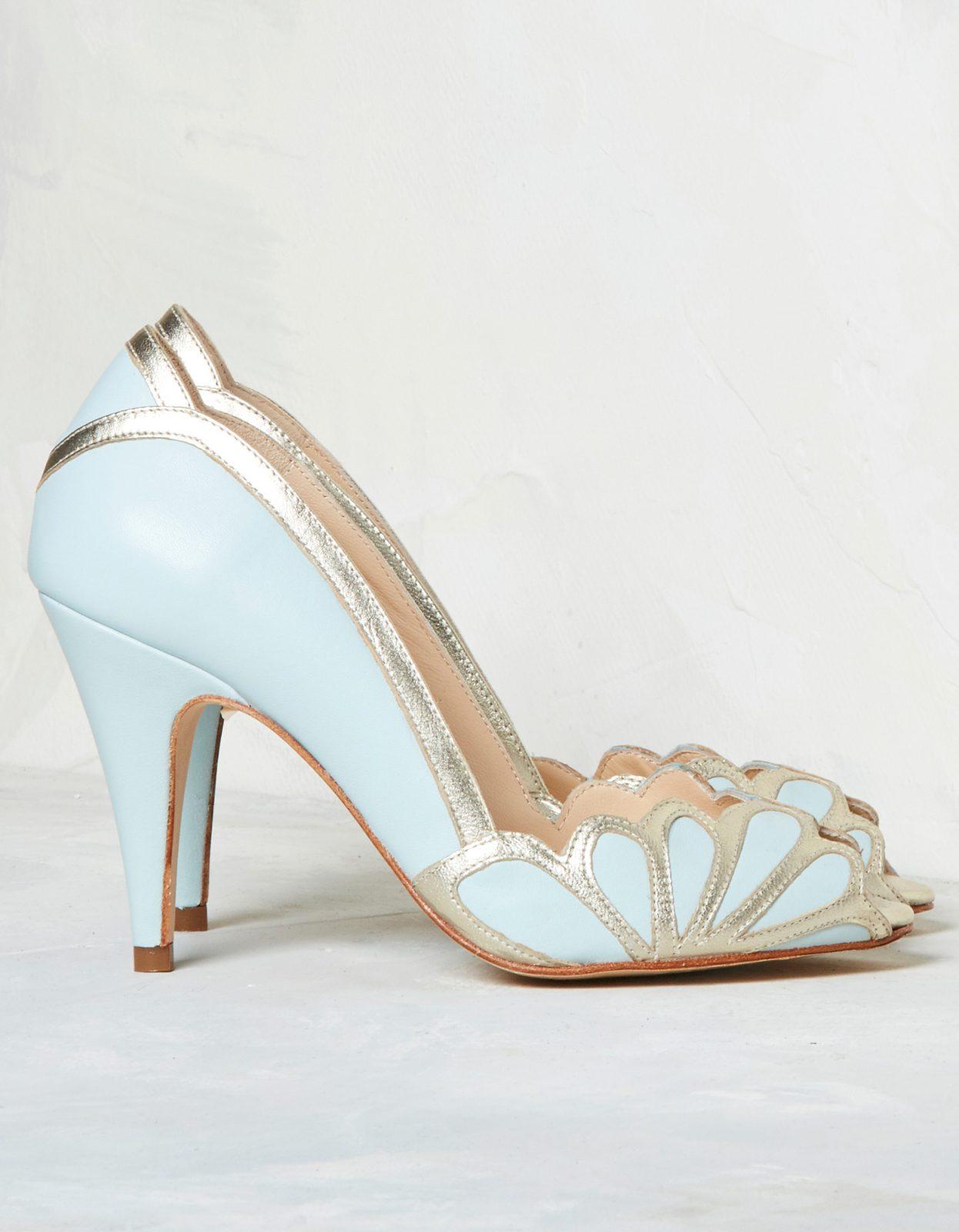 Rachel Simpson France chaussures de mariée chaussures mariage chaussure vintage