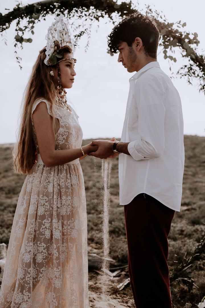 Bohemians Festival you&me mariage shooting d'inspiration