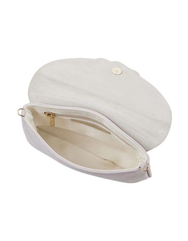 Pochette Rachel Simpson Opal Blush Intérieur