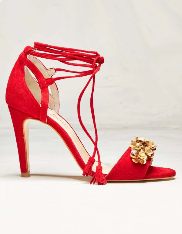 Rachel Simpson Venetia Red