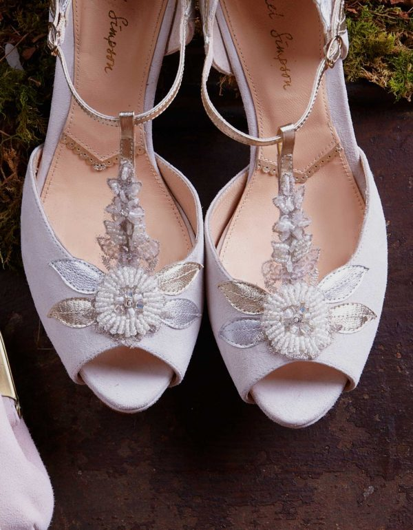 Rachel Simpson Chaussure Mariage Hermione