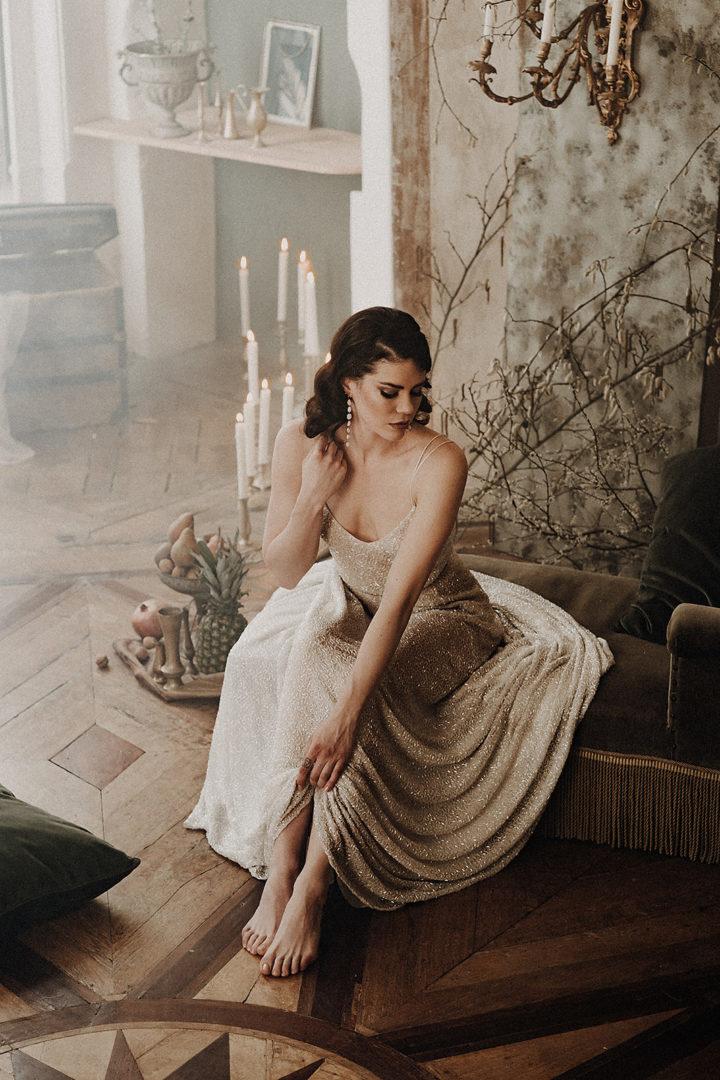 robe de mariee robe de cocktail sur mesure elise Martimort créatrice de robes de mariee capsule coutre modele Anne