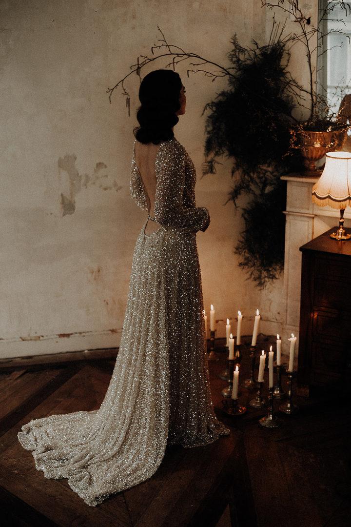 robe de mariee robe de cocktail sur mesure elise Martimort créatrice de robes de mariee capsule coutre modele Céline