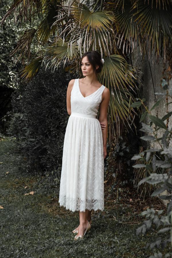 robe de mariée collection 2019 robe de mariée sur mesure paris robe courte civile