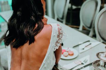 robe de mariee luxe haute couture printemps mariage