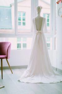 createur creatrice robe de mariee sur mesure paris