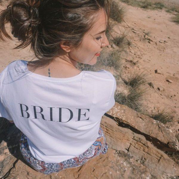 t-shirt future marie evjf duodem elise Martimort robe de mariee sur mesure