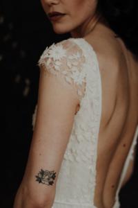 robe de mariee eileen elise Martimort creatrice de robe de mariee sur mesure