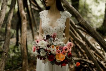 robe de mariee elise Martimort shooting le wedding magazine robe Pauline