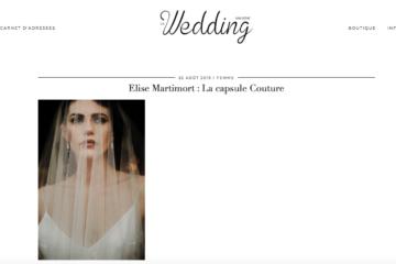 Elise Martimort- Capsule couture