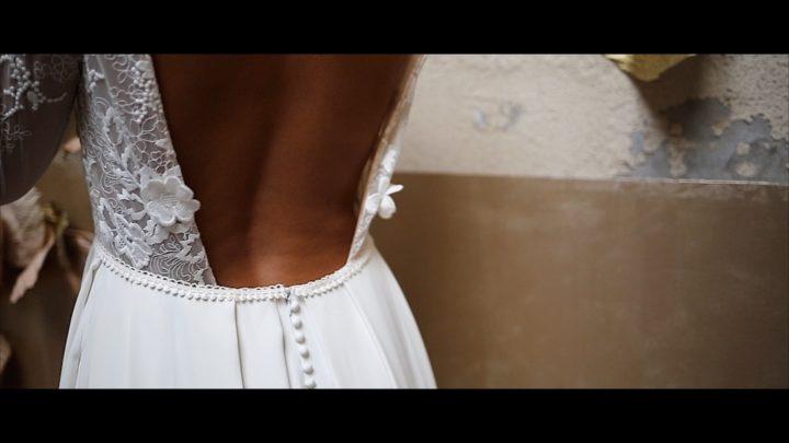 robe de mariee sur mesure Paris Bordeaux