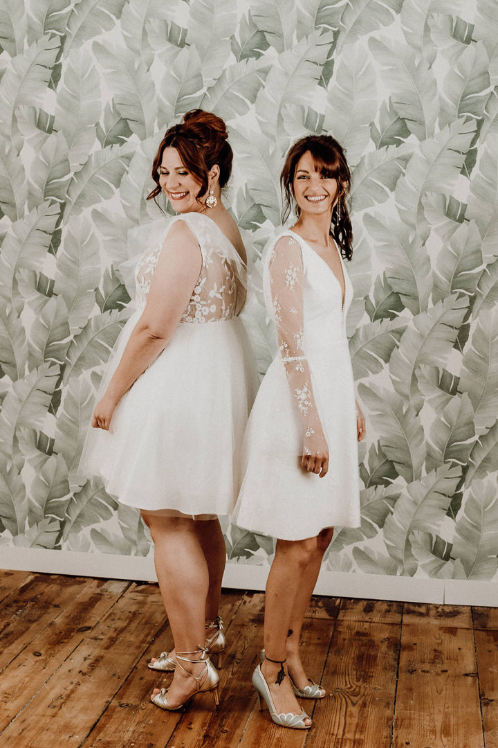 creatrice de robe de mariee paris bordeaux sur mesure Robe de mariee civile - Elise Martimort