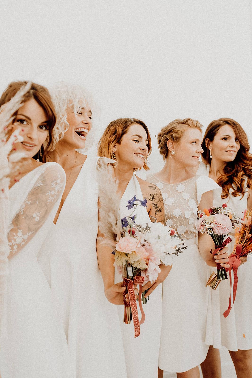 Robes de mariée civiles