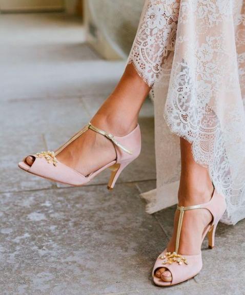 Rachel Simpson chaussures de mariee amalia chaussures mariage vintage Elise Martimort