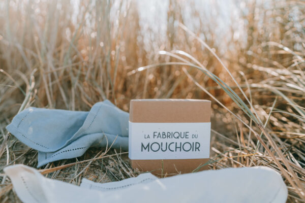 La fabrique du mouchoir lin made in france mouchoirs en tissu élégant sobre et doux