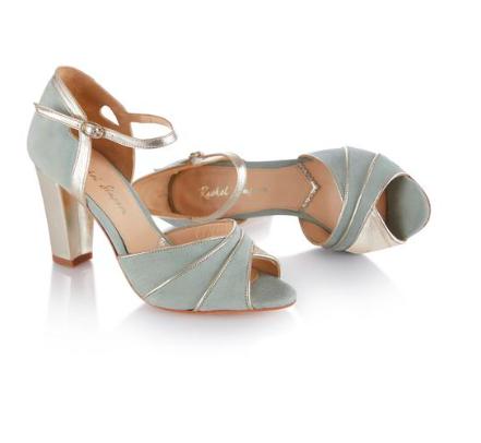 Escarpins Lauren shoes Rachel Simpson eshop mariage Elise Martimort